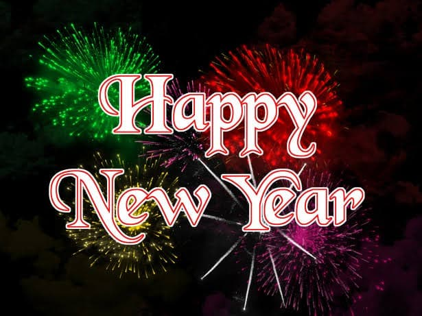Happy New Year Wishing Script Free Download