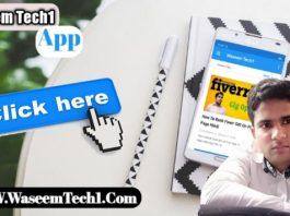 waseemtech1 App waseem tech1 Application