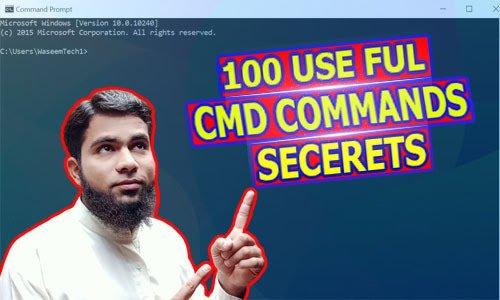 100+Useful+CMD+Commands+Secrets